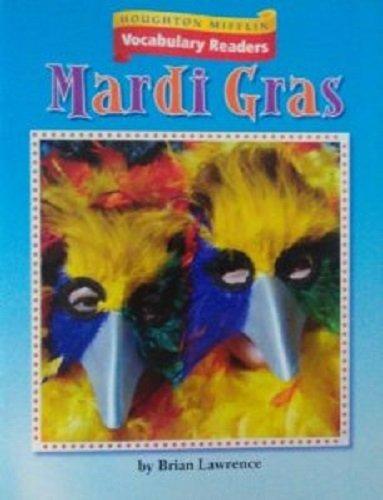 9780618648382: Houghton Mifflin Vocabulary Readers: Theme 3.3 Level 2 Mardi Gras