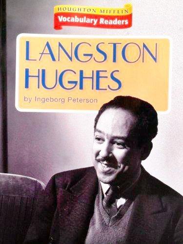 9780618648689: Houghton Mifflin Vocabulary Readers, Grade 3, Theme 1.4: Langston Hughes