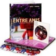9780618650644: Entre Amis, With In-text Cd, With Cd-rom, With Workbook/Lab Manual, 5th Ed (French Edition)