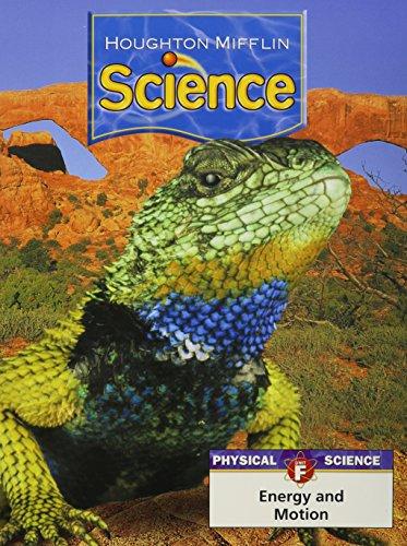 Houghton Mifflin Science: Unit Book Set of 6 Grade 4 2007: HOUGHTON MIFFLIN