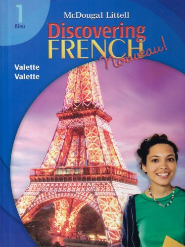 9780618656516: Discovering French, Nouveau!: Student Edition Level 1 2007