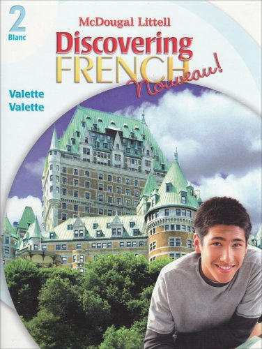 9780618656523: Discovering French, Nouveau!: Student Edition Level 2 2007