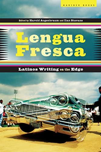 9780618656707: Lengua Fresca: Latinos Writing on the Edge