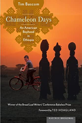 9780618658695: Chameleon Days: An American Boyhood in Ethiopia