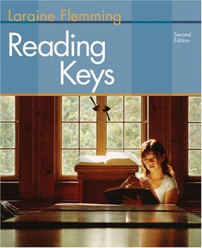 Reading Keys: Laraine Flemming