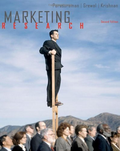 9780618660636: Marketing Research