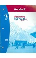 9780618661756: Discovering French Nouveau: Premiere Partie Workbook with Lesson Review Bookmarks Level 1A