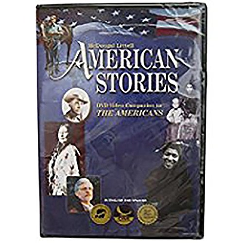 9780618663507: The Americans: American Stories Series DVD