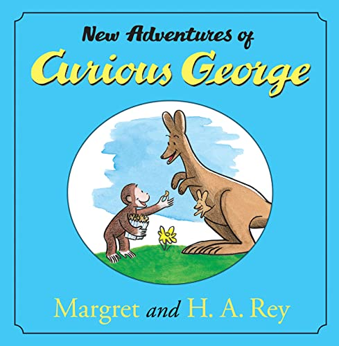 9780618663736: The New Adventures of Curious George