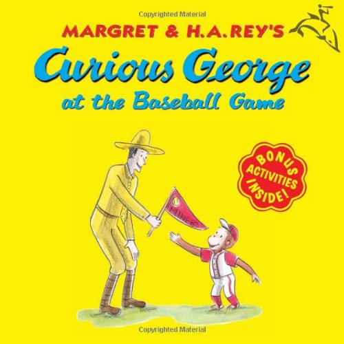 9780618663750: Curious George at the Baseball Game