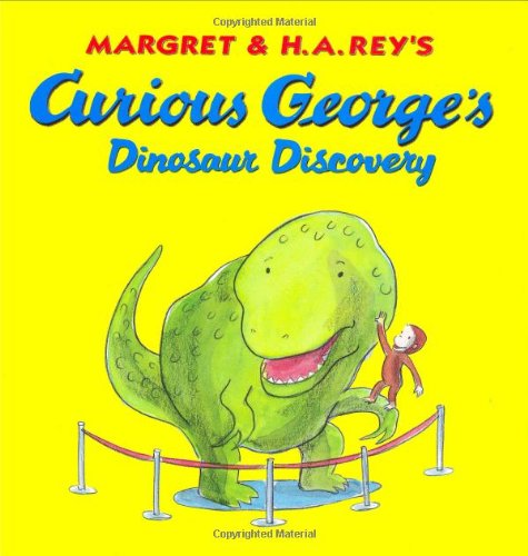 9780618663767: Curious George's Dinosaur Discovery