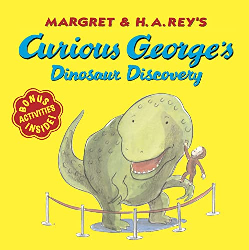 9780618663774: Curious George's Dinosaur Discovery