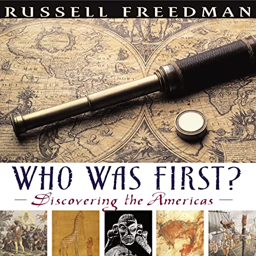 9780618663910: Who Was First?: Discovering the Americas (Bank Street College of Education Flora Stieglitz Straus Award (Awards))