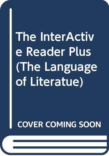 9780618665860: McDougal Littell Language of Literature: The Interactive Reader Plus with Audio CD-Rom Grade 12
