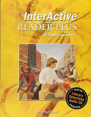 McDougal Littell Language of Literature: The Interactive Reader Plus for English Learners with ...