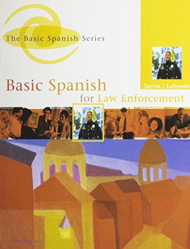 9780618666430: Spanish for Law Enforcement