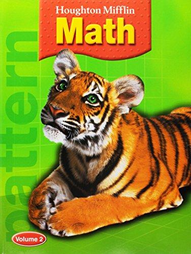 9780618671861: Houghton Mifflin Mathematics: Student Edition Grade 2 Volume 2 Units 5-8 2007
