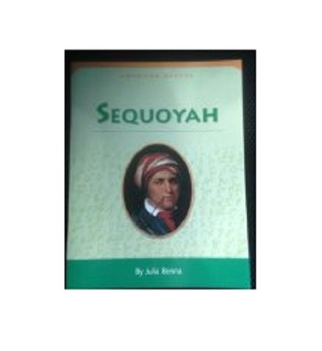 9780618677283: Houghton Mifflin Social Studies: American Hero Biographies Level 2 Sequoyah