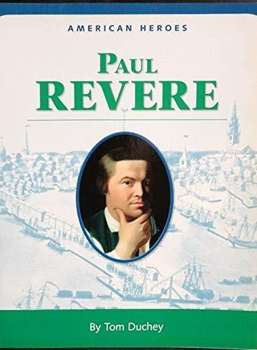 9780618677337: Paul Revere (american heroes)