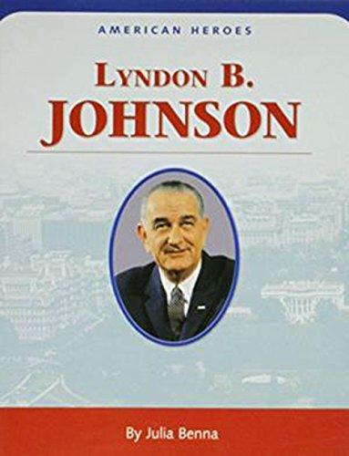 9780618677405: Houghton Mifflin Social Studies: American Hero Biographies Level 3 Lyndon B. Johnson