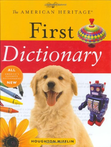 9780618677665: The American Heritage First Dictionary