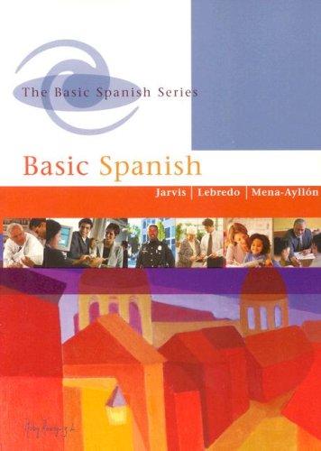 9780618683093: Basic Spanish Grammar