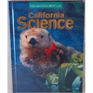 9780618686155: Science, Grade 1, California Edition