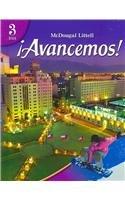 9780618687268: ¡Avancemos!: 3 Tres, Student Edition 2007 (Spanish Edition)