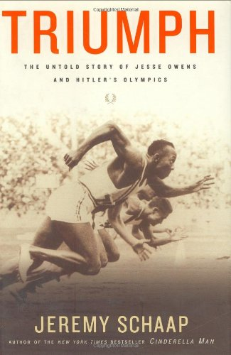 9780618688227: Triumph: The Untold Story of Jesse Owens and Hitler's Olympics