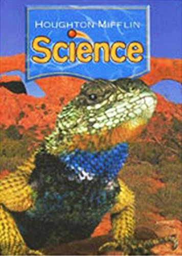 9780618688838: Science Single Volume Level 4: Houghton Mifflin Science Spanish