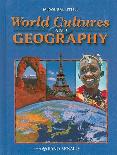 9780618689897: World Cultures And Geography