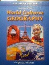 9780618689903: McDougal Littell World Cultures & Geography: Teacher Edition Grades 6-8 2007
