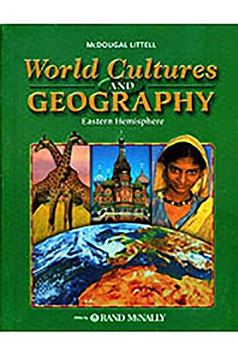 9780618689927: World Cultures and Geography: Eastern Hemisphere: Student Edition © 2007 2007