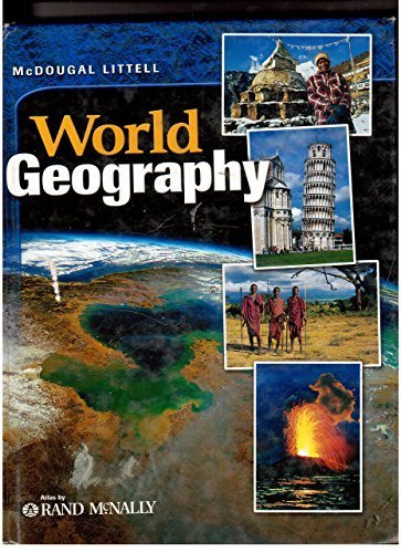 9780618689989: World Geography: Student Edition © 2007 2007