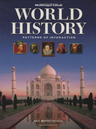 9780618690084: World History, Grades 9-12 Patterns of Interaction: Mcdougal Littell World History Patterns of Interaction