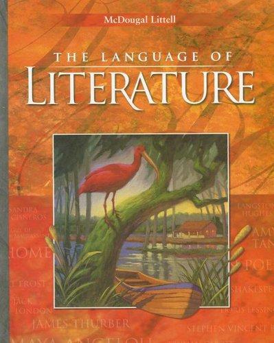 9780618690176: The Language of Literature