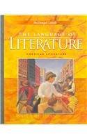 9780618690206: McDougal Littell Language of Literature: Student Edition Grade 11 2006