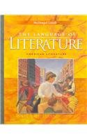 9780618690206: McDougal Littell Language of Literature: Student Edition Grade 11 2006