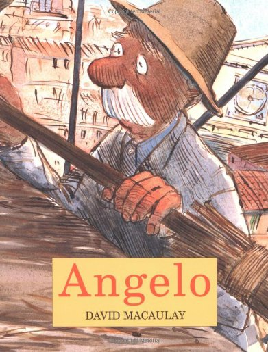9780618693368: Angelo