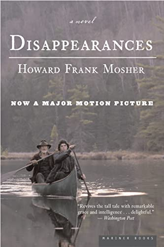 9780618694068: Disappearances: A Novel