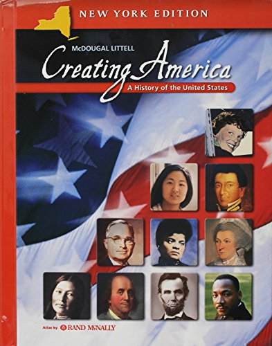 Creating America New York: Student Edition A History of the United States 2007: Garcia, Jesus