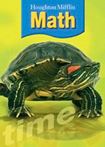 9780618698837: Houghton Mifflin Math: Homework Book (Consumable) Grade 4