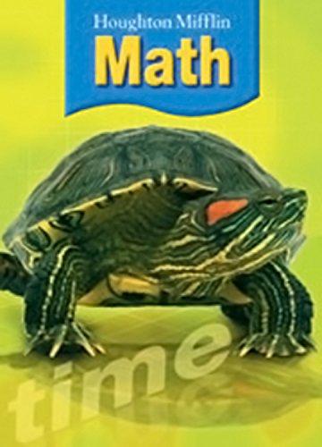 9780618699322: Houghton Mifflin Math: Student Book +Write-On, Wipe-Off Workmats +Practice Book Grade 4 2007