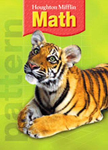 9780618699438: Houghton Mifflin Math: Student Book + Writie-On, Wipe-Off Workmats Grade 2 2007