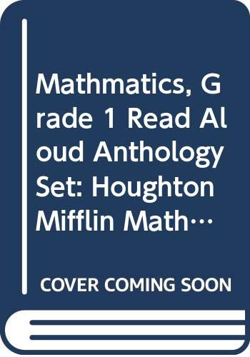 9780618700417: Houghton Mifflin Math: Read Aloud Anthology Volume 2 Level 1 (Hm Math 2005)