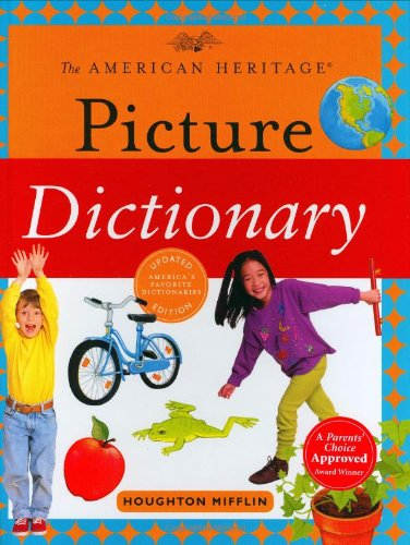 9780618701315: The American Heritage Picture Dictionary