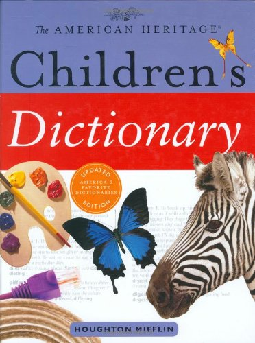 9780618701407: The American Heritage Children's Dictionary