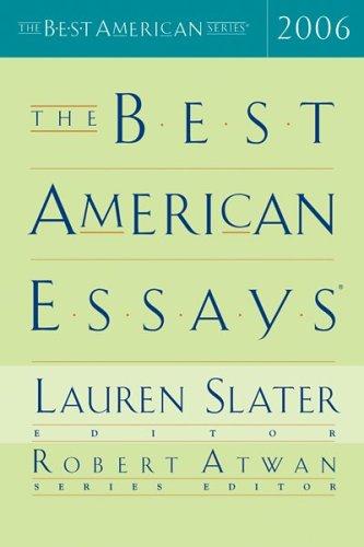 the best american essays fifth college edition by robert atwan Robert atwan book price comparison the best american essays 2017 0618155872 / isbn-13: 9780618155873 / edition.