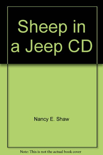 9780618708987: Sheep in a Jeep CD