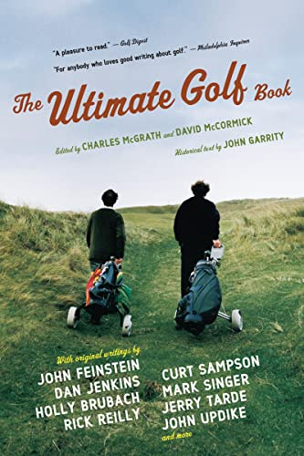 9780618710256: The Ultimate Golf Book: A History and a Celebration of the World's Greatest Game